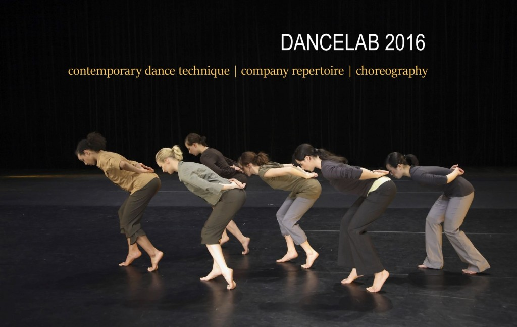dance lab poster